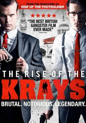 Poster of The Rise of the Krays