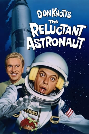 Poster of The Reluctant Astronaut