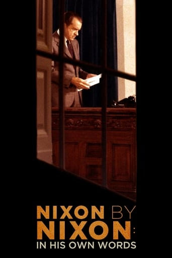 Poster of Nixon by Nixon: In His Own Words
