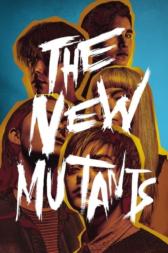 Watch The New Mutants 2020 full online free