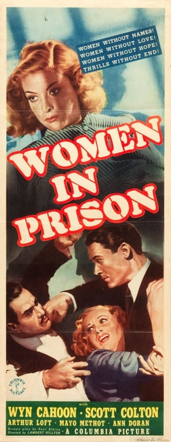 Poster of Women in Prison