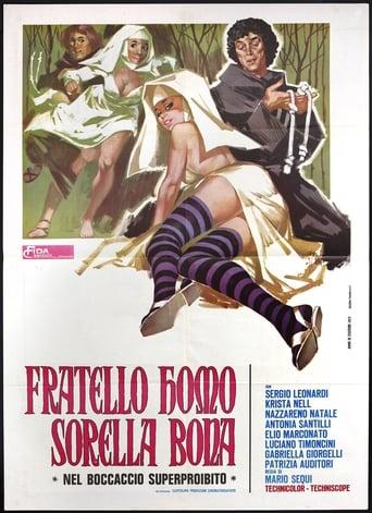 Poster of Fratello homo, sorella bona - Nel Boccaccio superproibito