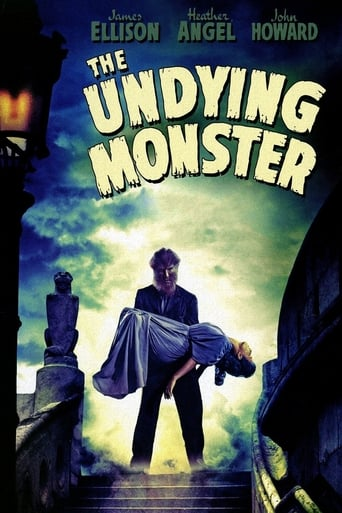 Poster of The Undying Monster