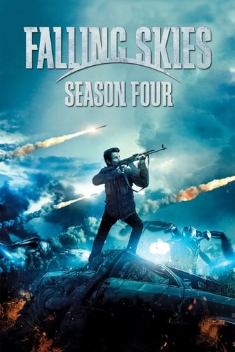 Falling Skies 4ª Temporada - Poster