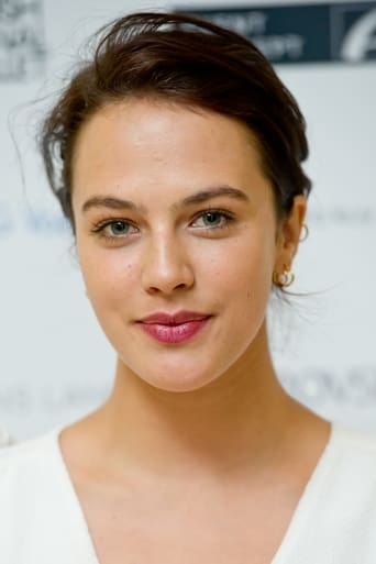 Image of Jessica Brown Findlay