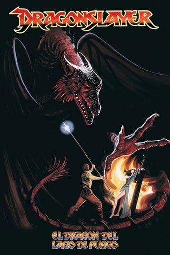 Poster of El dragón del lago de fuego