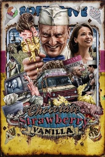 Chocolate Strawberry Vanilla (2014) - poster