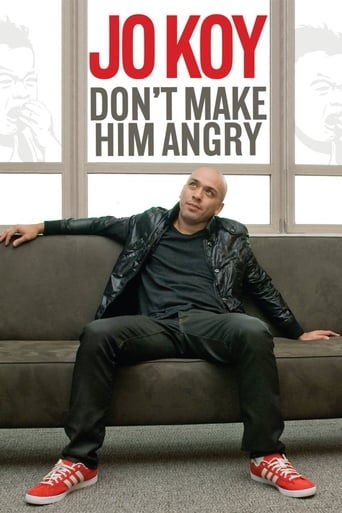 Poster of Jo Koy: Don't Make Him Angry