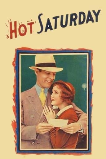 Poster of Hot Saturday