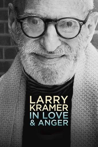 Poster of Larry Kramer In Love & Anger