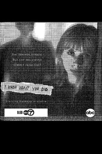 Poster of I Know What You Did