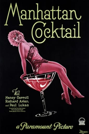 Poster of Manhattan Cocktail