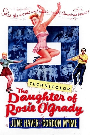 The Daughter of Rosie O'Grady Movie Poster
