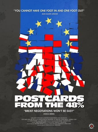 Poster of Postcards from the 48%
