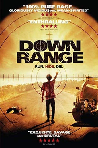 Poster of Downrange