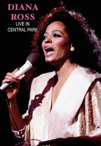 Poster of Diana Ross: Live in Central Park