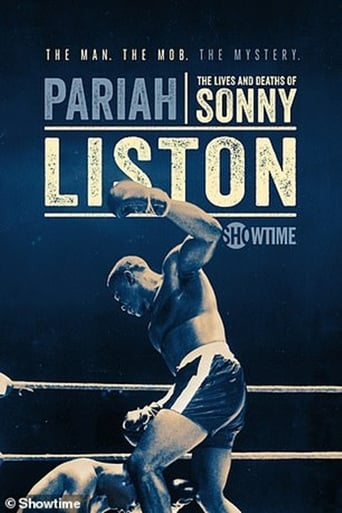 Image Pariah: The Lives and Deaths of Sonny Liston