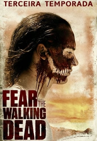 Fear the Walking Dead 3ª Temporada - Poster