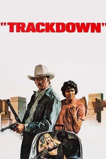 Poster of Trackdown