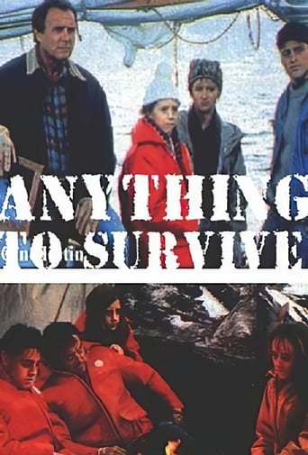Poster of Anything to Survive
