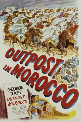 Watch Outpost in Morocco Online Free Putlocker