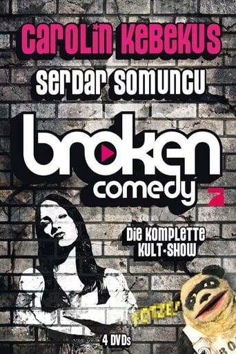 Poster of Broken Comedy