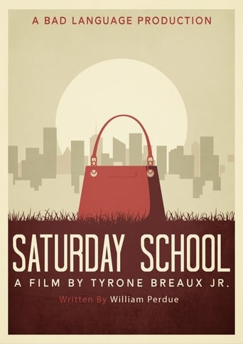 Saturday School Poster
