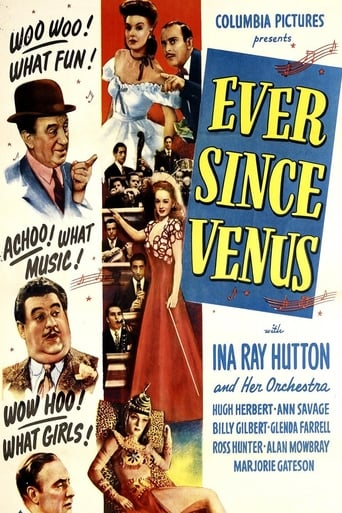 Poster of Ever Since Venus