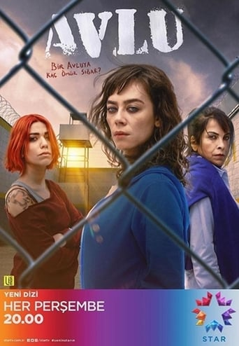 Avlu 1ª Temporada - Poster