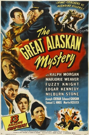 Poster of The Great Alaskan Mystery