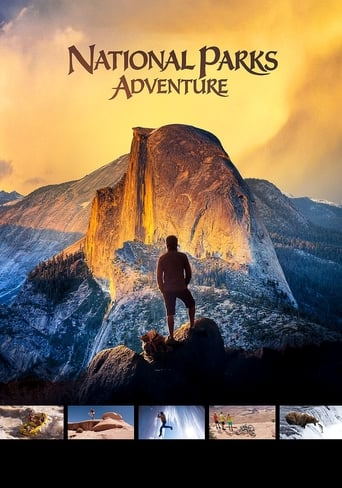 Poster of National Parks Adventures fragman