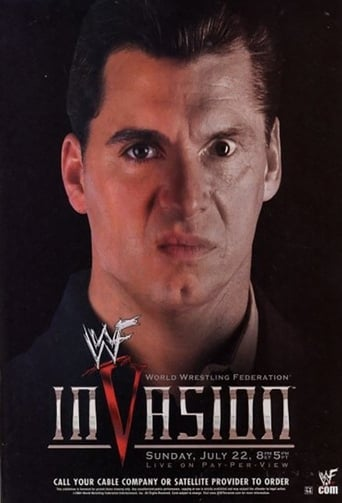 Poster of WWE InVasion