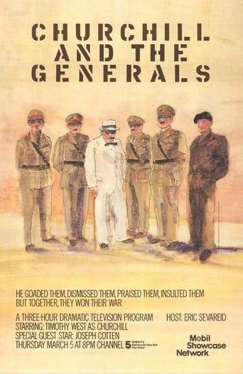 Poster of Churchill and the Generals