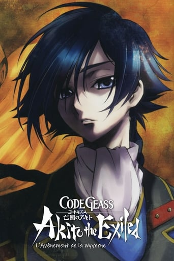 Code Geass: Akito the Exiled 1 - L'Avènement de la Wyverne