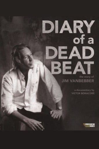 Diary of a Deadbeat: The Story of Jim VanBebber Movie Poster