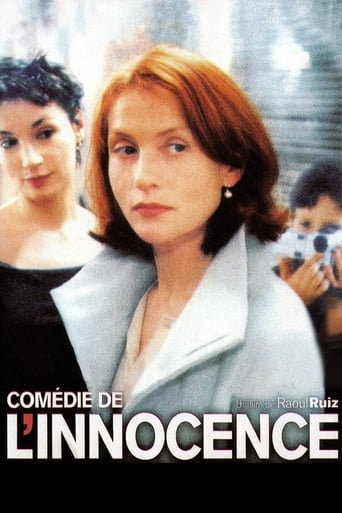 Poster of Comedy of Innocence