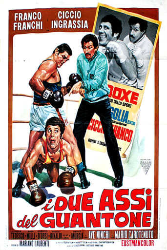 Poster of I due assi del guantone