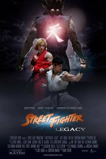 Poster of Street Fighter: Legacy