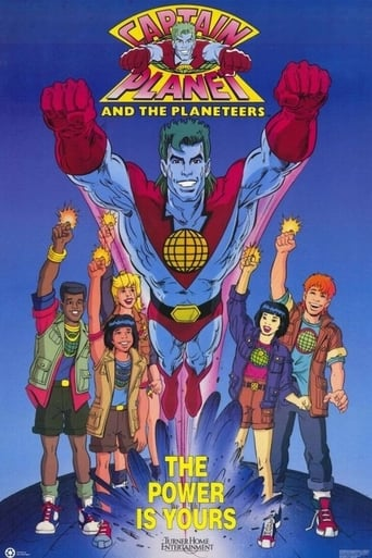 Capitulos de: Captain Planet and the Planeteers