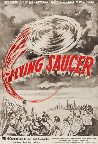 Poster of The Flying Saucer
