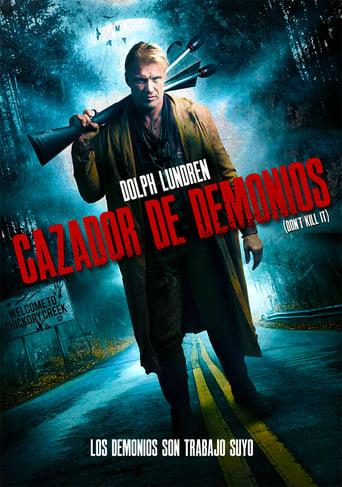 Poster of Cazador de demonios