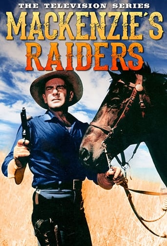 Poster of Mackenzie's Raiders