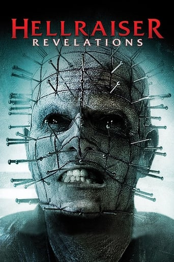 Poster of Hellraiser: Revelations