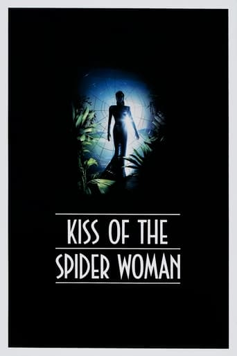Kiss of the Spider Woman (1985) - poster