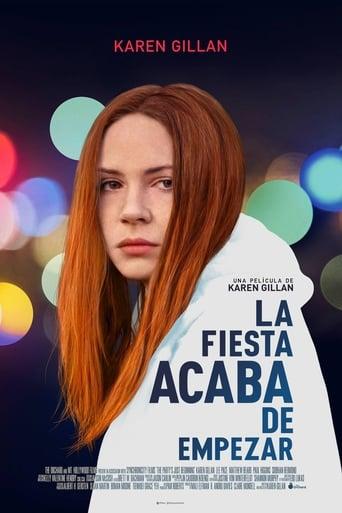 Poster of La fiesta acaba de empezar