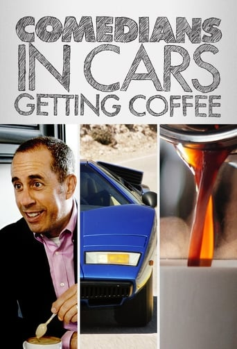 Poster of Comedians in Cars Getting Coffee
