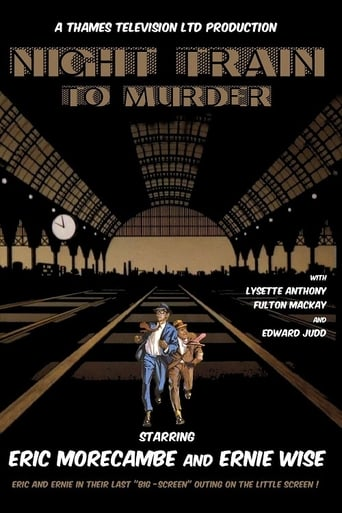 Poster of Night Train to Murder