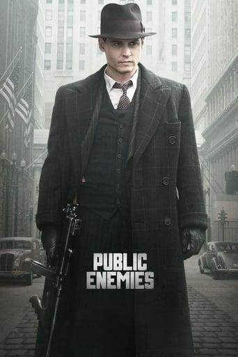 Poster of Michael Mann: Making 'Public Enemies'