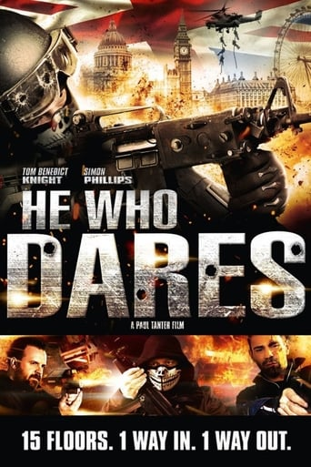 He Who Dares (2014) - poster