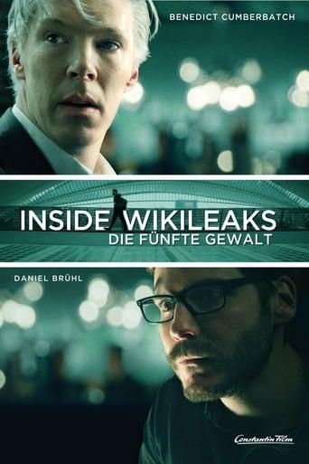 Inside WikiLeaks - Die fünfte Gewalt - Drama / 2013 / ab 12 Jahre